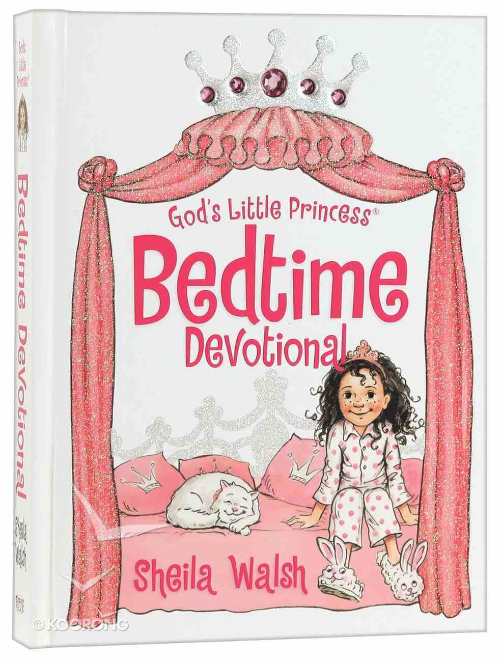 God's Little Princess Bedtime Devotional (Gigi, God's Little Princess Series) Hardback