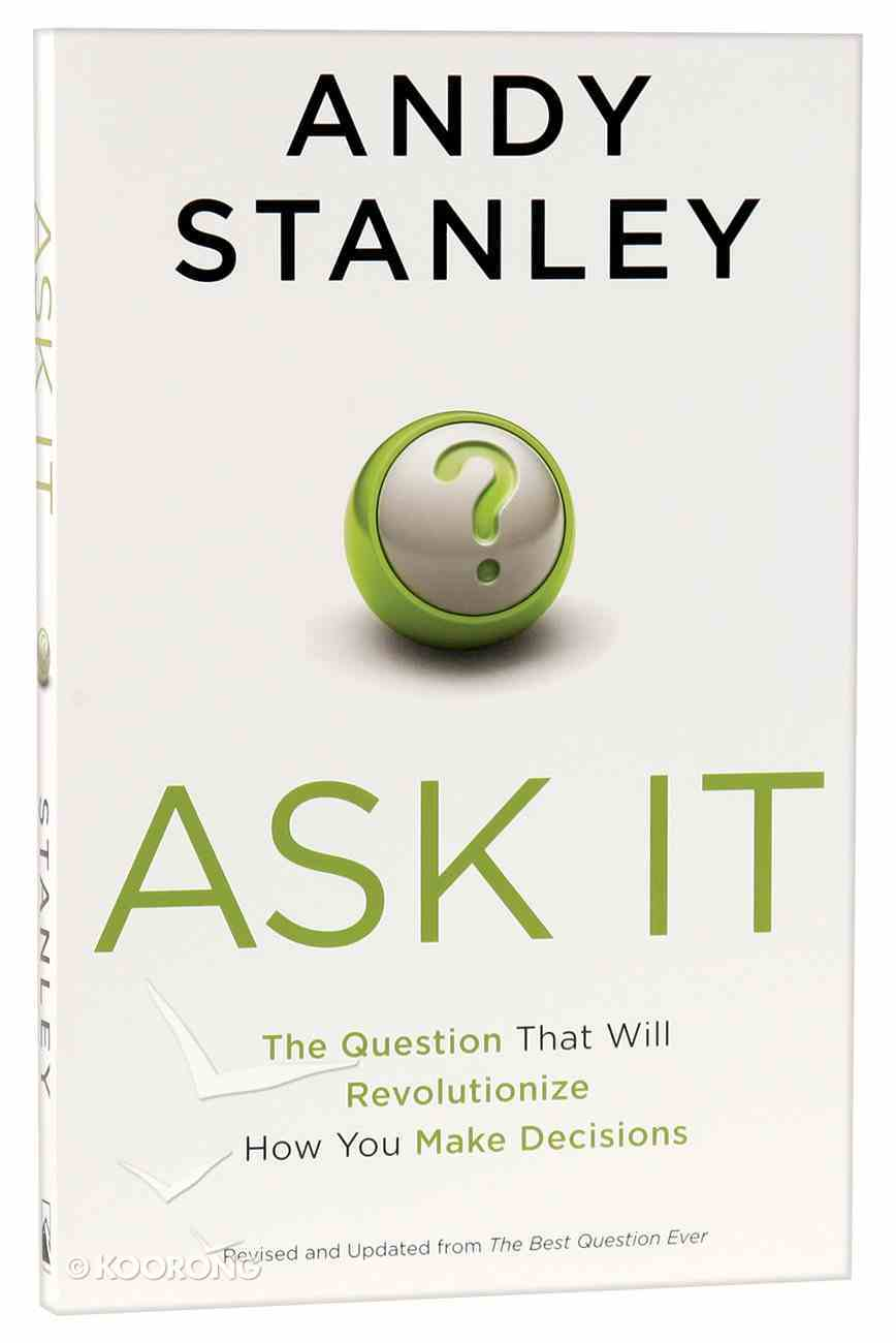 Ask It! Paperback