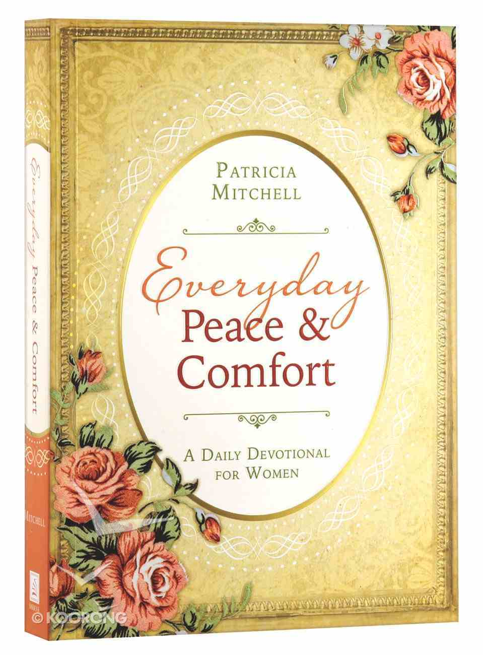 Everyday Peace and Comfort Paperback