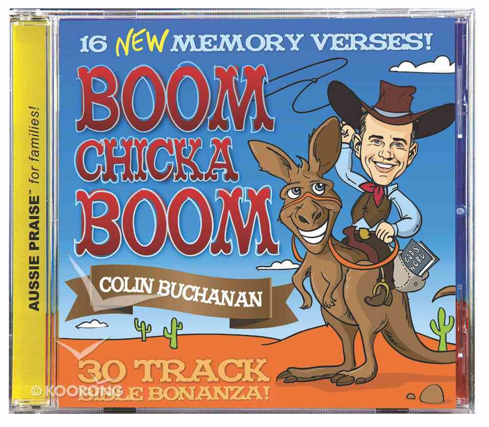 Boom Chicka Boom CD