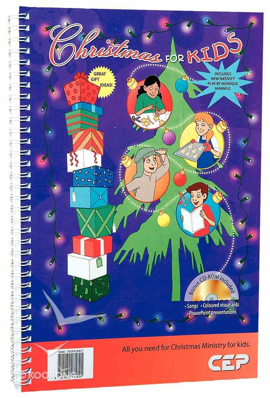 Christmas For Kids Paperback
