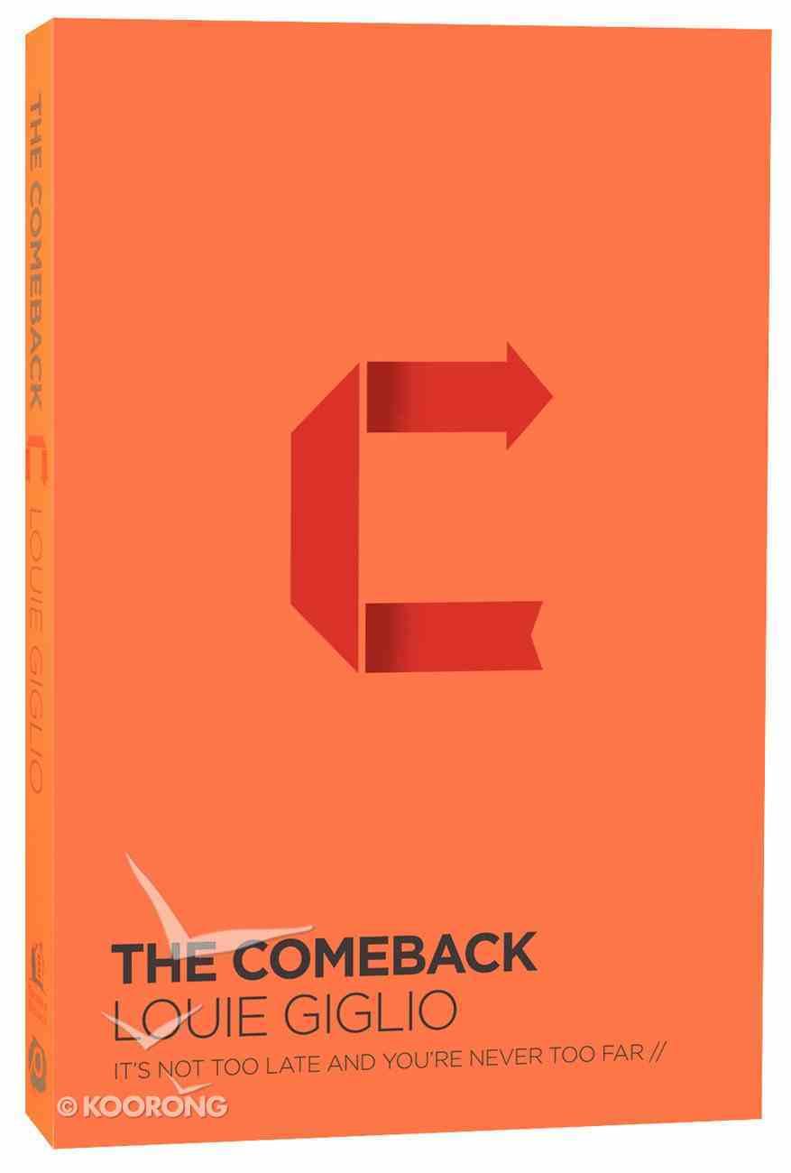 The Comeback Paperback