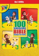 Dvd Kids Classics: 100 Singalong Bible Songs For Kids image