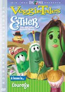 Dvd Veggie Tales #14: Esther, The Girl Who Became Queen