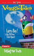 Dvd Veggie Tales #08: Larry-boy! And The Fib From Outer Space