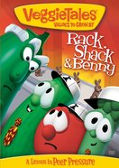 Dvd Veggie Tales #04: Rack, Shack, And Benny