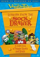 Dvd Veggie Tales #32: Lessons From The Sock Drawer