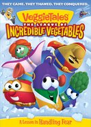 Dvd Veggie Tales #51: League Of Incredible Vegetables
