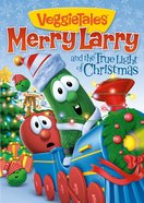Dvd Veggie Tales #54: Merry Larry And The True Light Of Christmas