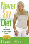 Never Say Diet image