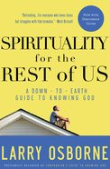 Spirituality For The Rest Of Us (With Discussion Guide) image