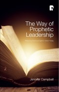 Way Of Prophetic Leadership, The (Ebook) image