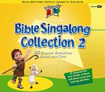 Product: Kids Classics: Bible Singalong Collection 2 Image