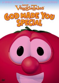 Product: Dvd Veggie Tales #30: God Made You Special Image