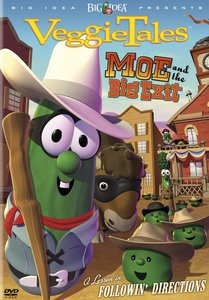 Product: Dvd Veggie Tales #29: Moe And The Big Exit Image