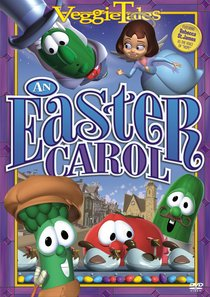 Product: Dvd Veggie Tales #20: Easter Carol, An Image