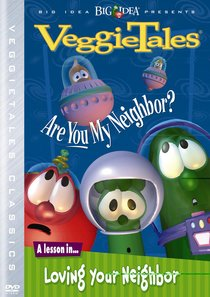 Product: Dvd Veggie Tales #03: Are You My Neighbor? Image