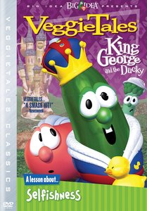 Product: Dvd Veggie Tales #13: King George And Ducky Image