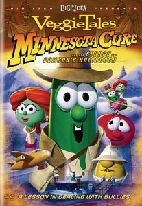Product: Dvd Veggie Tales #24: Minnesota Cuke & The Search For Samson's Hairbrush Image