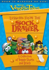 Product: Dvd Veggie Tales #32: Lessons From The Sock Drawer Image