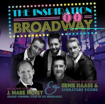Album Image for The Inspiration of Broadway - DISC 1