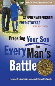 Product: Preparing Your Son For Every Man's Battle Image
