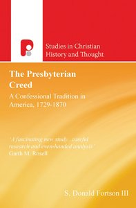 Product: Scht: Presbyterian Creed, The (Ebook) Image