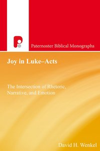 Product: Pbm: Joy In Luke-acts (Ebook) Image