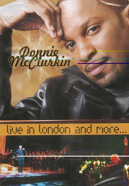 Product: Dvd Live In London And More Image