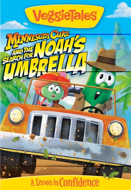Product: Dvd Veggie Tales #35: Minnesota Cuke And The Search For Noahs Umbrella Image