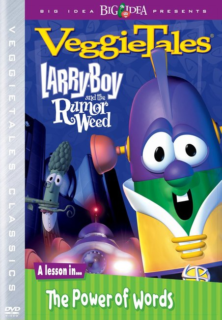 Product: Dvd Veggie Tales #12: Larryboy And The Rumor Weed Image