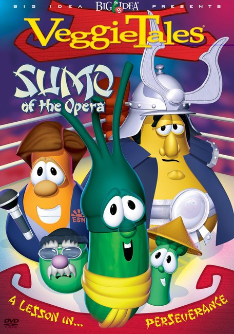 Product: Dvd Veggie Tales #22: Sumo Of The Opera Image