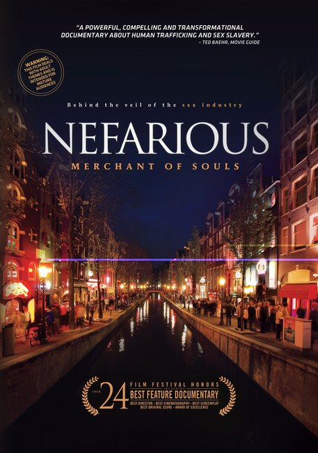 Product: Dvd Nefarious (96 Mins) Image