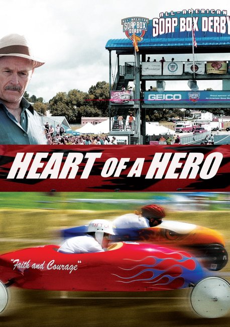 Product: Dvd Heart Of A Hero Image