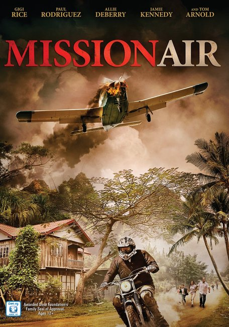 Product: Dvd Mission Air Image