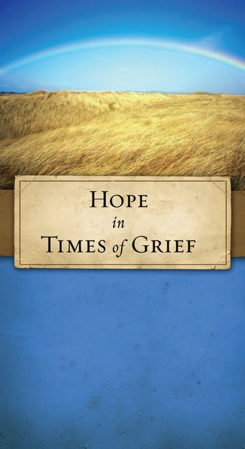 Product: Hope In Times Of Grief Image