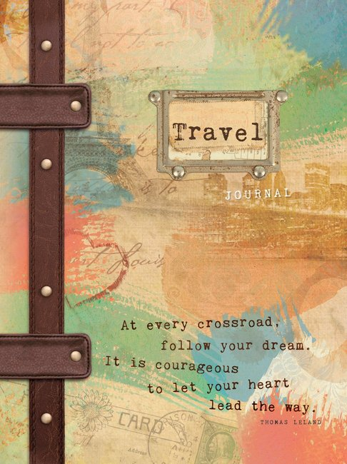 Product: Journal: Travel Journal Image