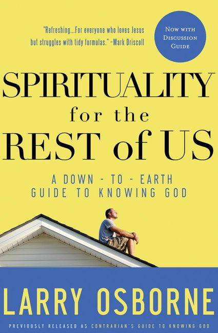 Product: Spirituality For The Rest Of Us (With Discussion Guide) Image