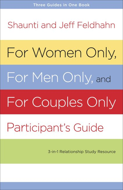 Product: For Women Only And For Men Only Participant's Guide Image