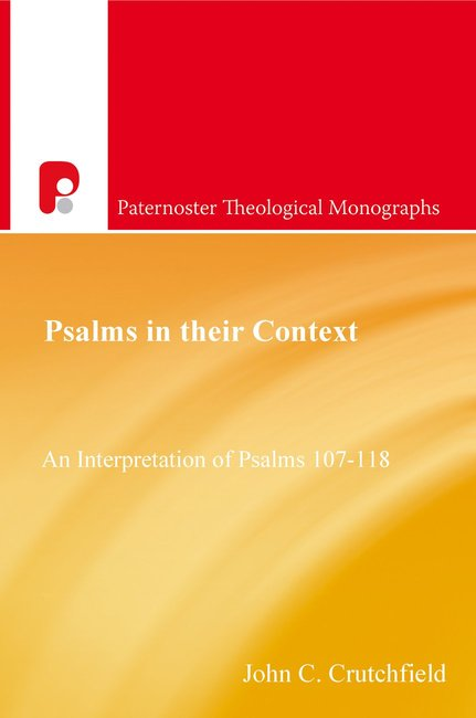 Product: Patm: Psalms In Their Contect (Ebook) Image