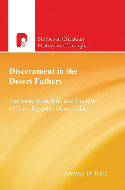 Product: Scht: Discernment In The Desert Fathers (Ebook) Image