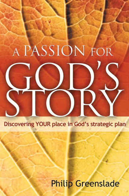Product: Passion For God's Story, A (Ebook) Image