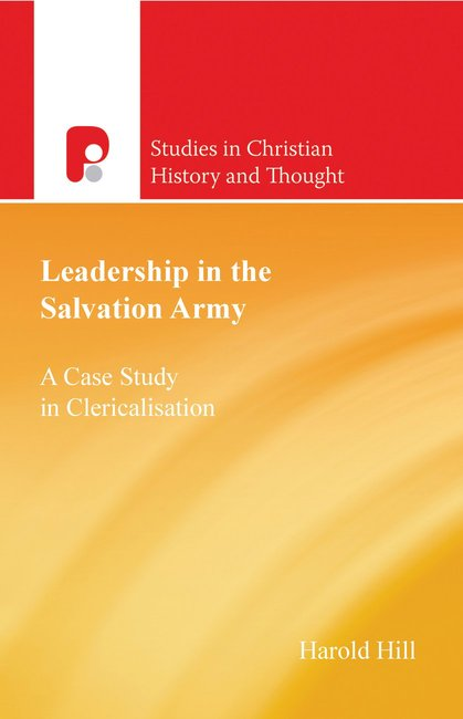 Product: Scht: Leadership In The Salvation Army (Ebook) Image