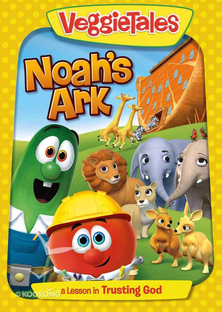 Veggie Tales #58: Noah's Ark DVD