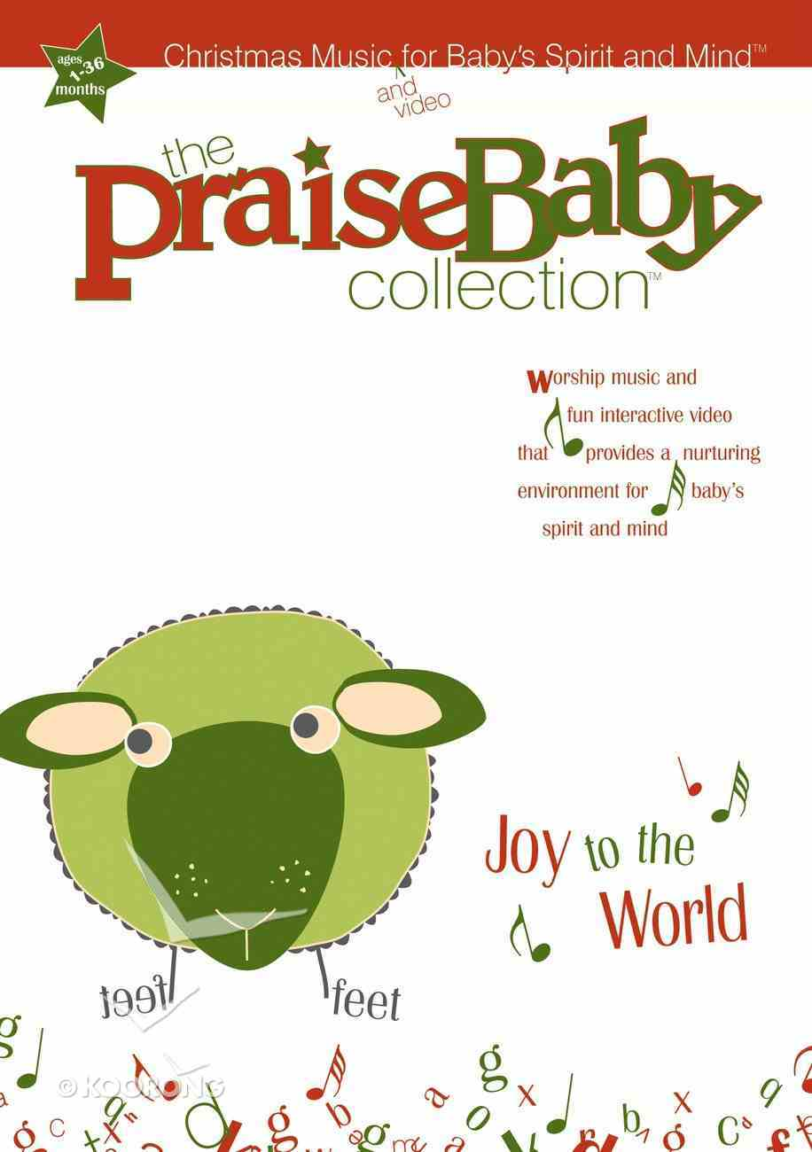 Praise Baby Collection 4 DVD Gift Set (Praise Baby Collection Series) DVD
