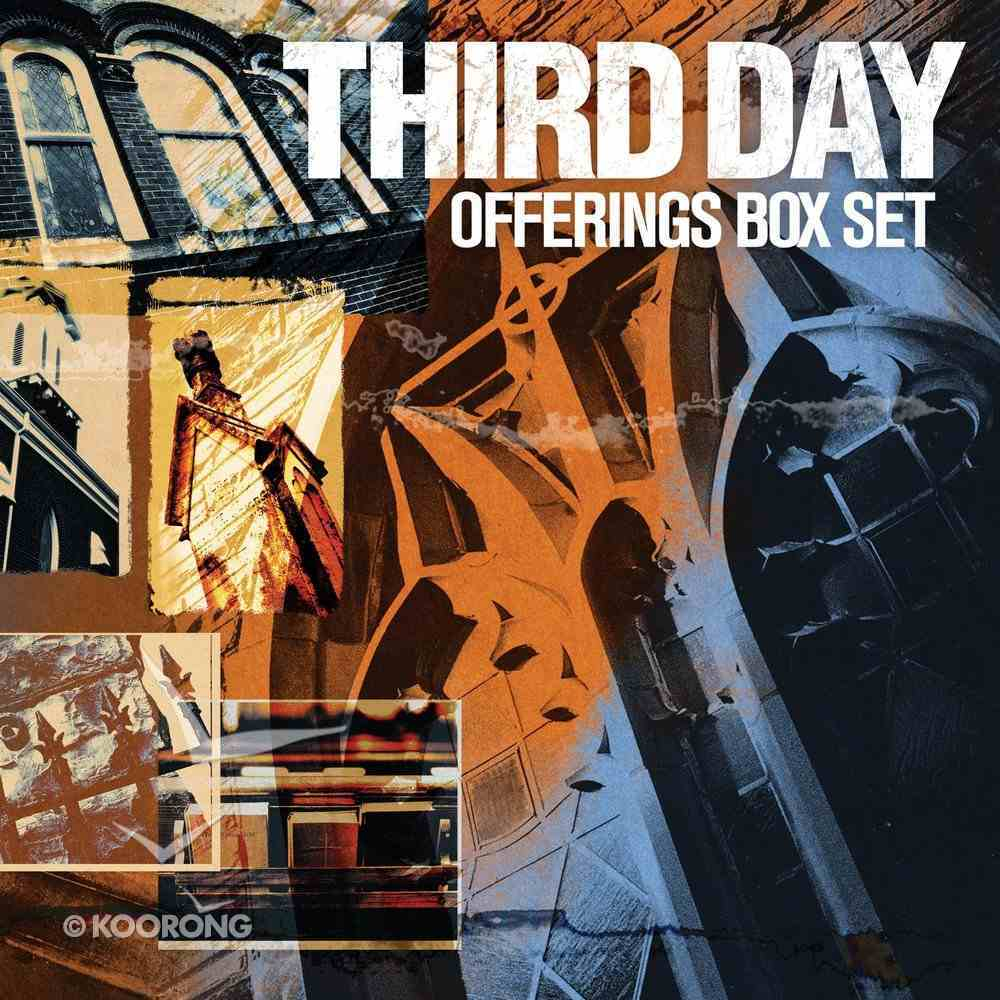 Offerings Boxed Set Double CD CD