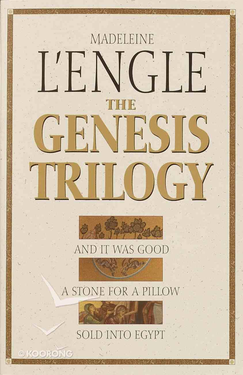 The Genesis Trilogy Paperback