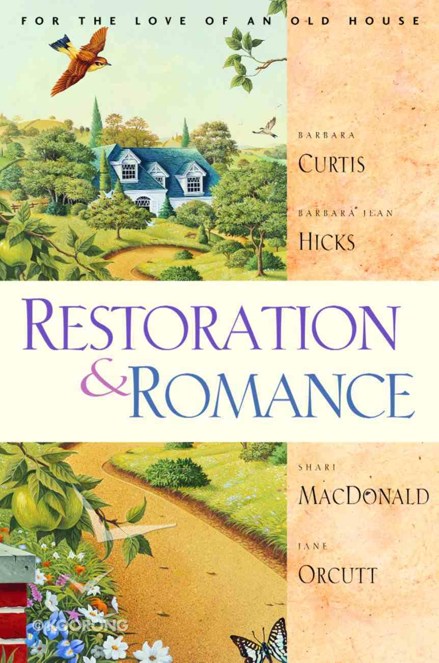 Restoration & Romance Paperback