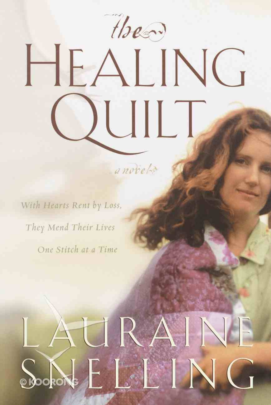 The Healing Quilt Paperback