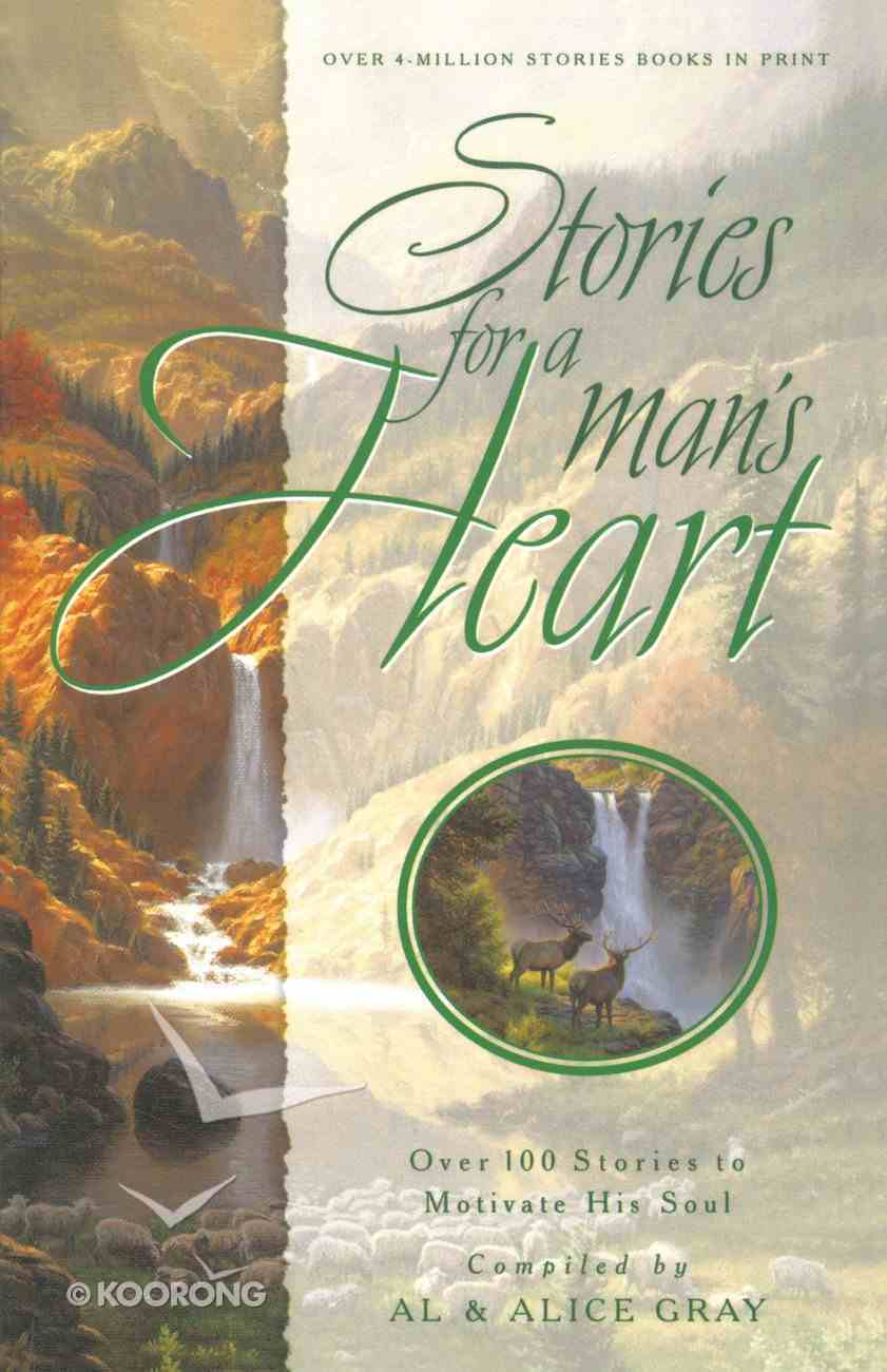 Stories For a Man's Heart Paperback